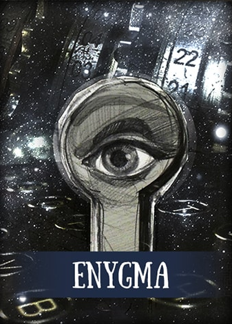 Can you escape from Enygma room?