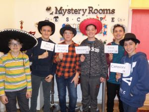Mystery Rooms Escape Bucuresti: Jocuri Escape Room