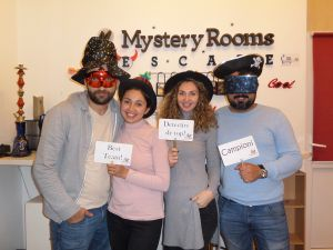 Mystery Escape Rooms Bucuresti - Jocuri Escape Room