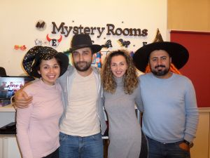 Mystery Rooms Escape Bucuresti - Escape Room Games