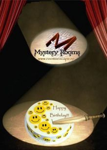 Enjoy special occasions at Mystery Rooms in Bucharest